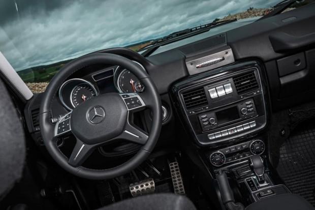 Mercedes-Benz G350d Profesyonel 2017 - Page 2