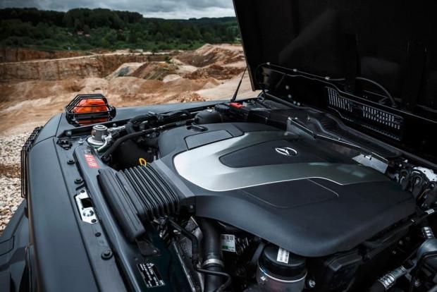 Mercedes-Benz G350d Profesyonel 2017 - Page 1