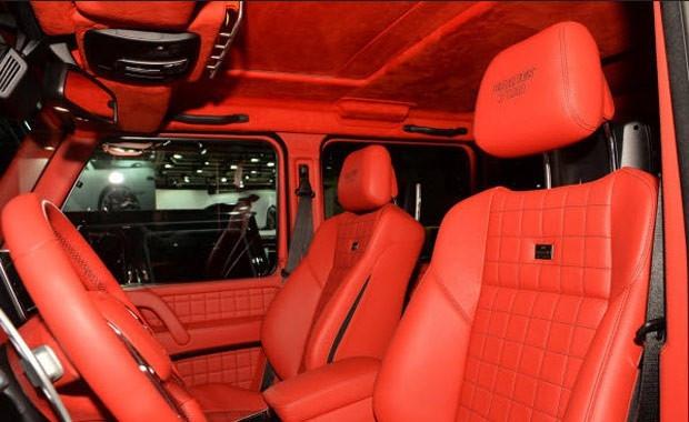 Mercedes-Benz G63 AMG 6x6 Frankfurt'ta göründü - Page 4