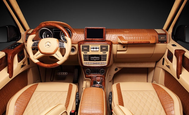 Mercedes-Benz G65 AMG - Page 2