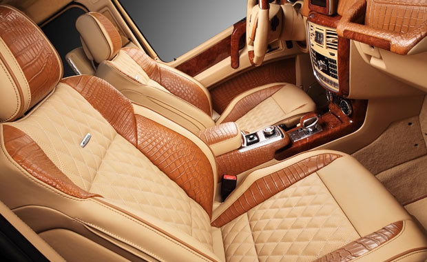 Mercedes-Benz G65 AMG - Page 4