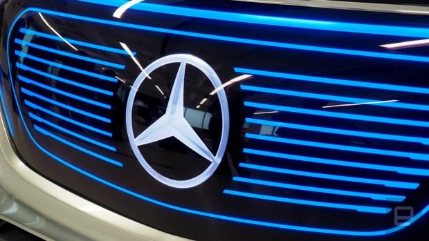Mercedes Benz Generation EQ konsepti göz dolduruyor! - Page 2