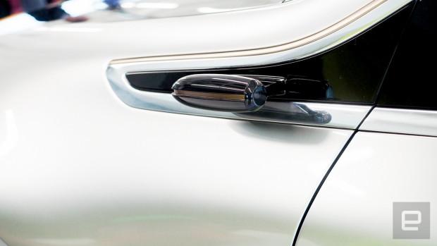 Mercedes Benz Generation EQ konsepti göz dolduruyor! - Page 3