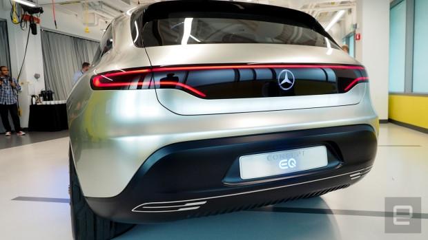 Mercedes Benz Generation EQ konsepti göz dolduruyor! - Page 4