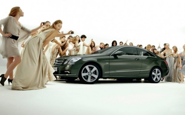 Mercedes Benz serisinin muhteşem araçları - Page 1