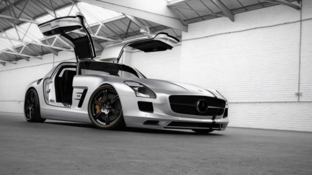 Mercedes Benz serisinin muhteşem araçları - Page 3
