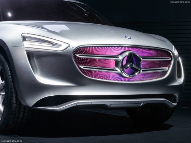 Mercedes-Benz Vision G-Code konseptini duyurdu - Page 1