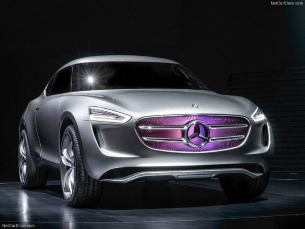 Mercedes-Benz Vision G-Code konseptini duyurdu - Page 4