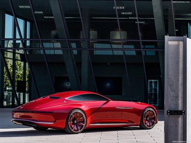 Mercedes-Benz Vision Maybach 6 Konsept - Page 1