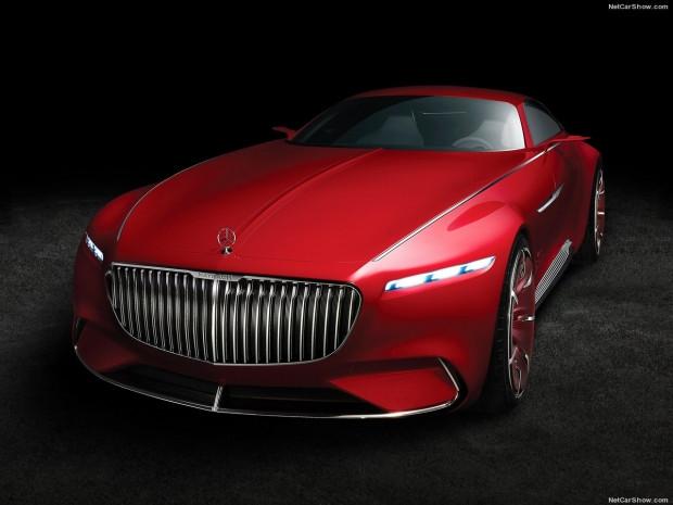 Mercedes-Benz Vision Maybach 6 Konsept - Page 2