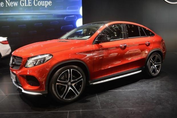 Mercedes-Benz, yepyeni modeli GLE Coupe Türkiye'de - Page 1
