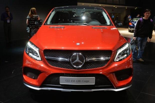 Mercedes-Benz, yepyeni modeli GLE Coupe Türkiye'de - Page 4