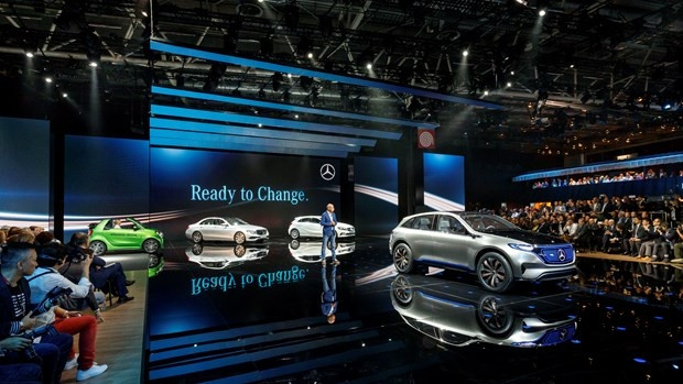 Mercedes-Benz'in Paris'de tanıttığı tüm modeller - Page 3