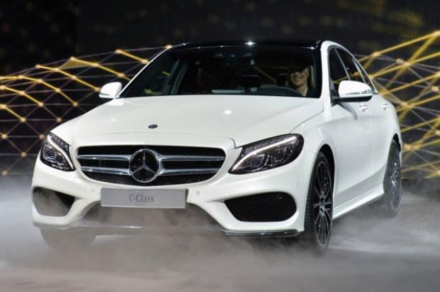 Mercedes C serisi kaça satılacak? - Page 1