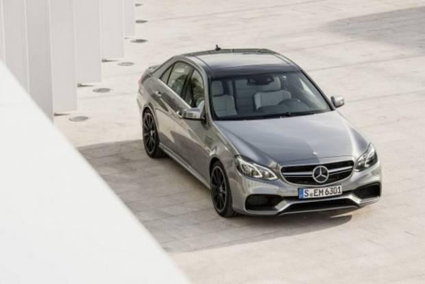 Mercedes E Serisi'nin en yeni versiyonu - Page 2