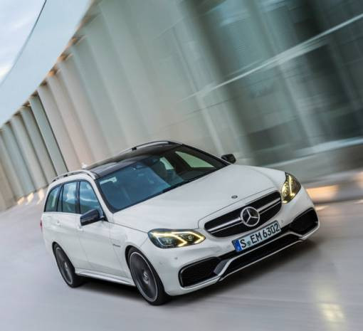 Mercedes E Serisi'nin en yeni versiyonu - Page 4