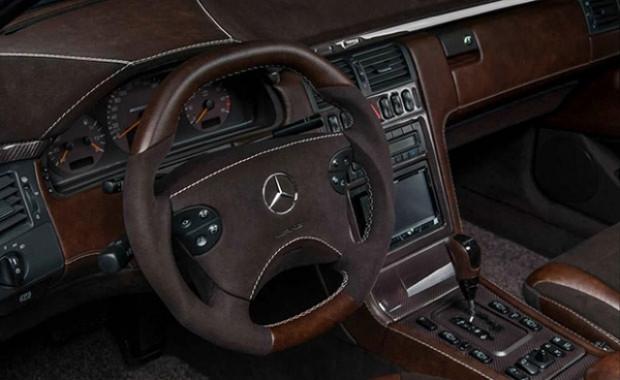 Mercedes E55 yepyeni bir kimlik kazandı! - Page 3