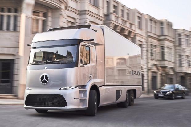 Mercedes eTruck tek şarjla 200 km gidecek - Page 2