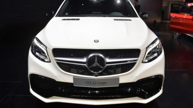 Mercedes GLE Coupe çalıntı çıktı, Detroit çalkalandı! - Page 1