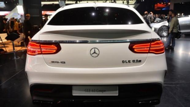 Mercedes GLE Coupe çalıntı çıktı, Detroit çalkalandı! - Page 2