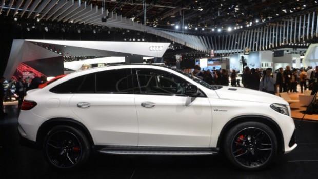 Mercedes GLE Coupe çalıntı çıktı, Detroit çalkalandı! - Page 4