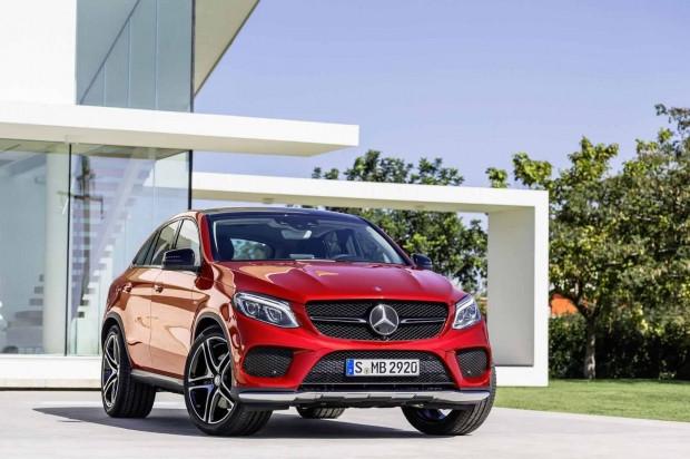 Mercedes GLE Coupe tanıtıldı - Page 4