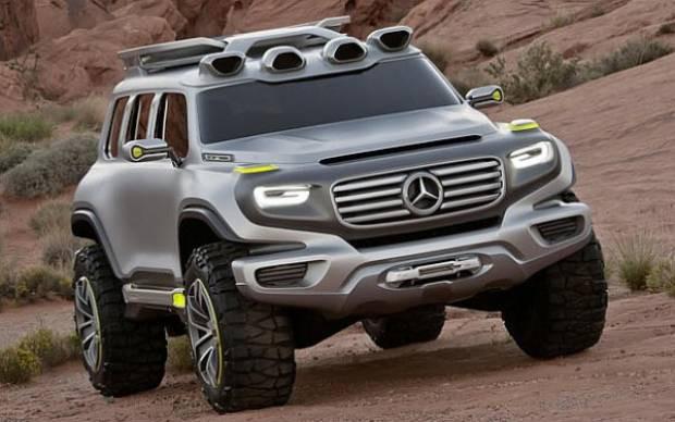 Mercedes gözünü Land Rover'a dikti! - Page 4