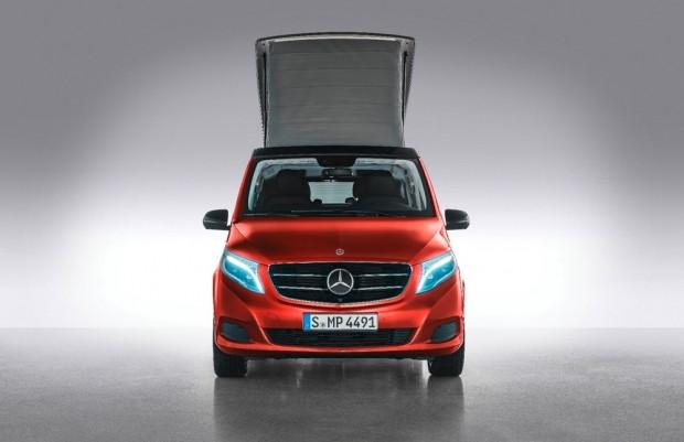 Mercedes  Marco Polo Horizon kamp aracı - Page 3