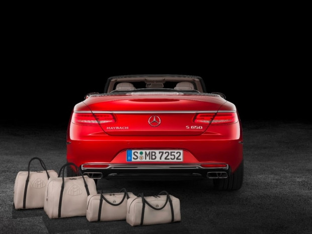 Mercedes-Maybach S650 Cabriolet - Page 1
