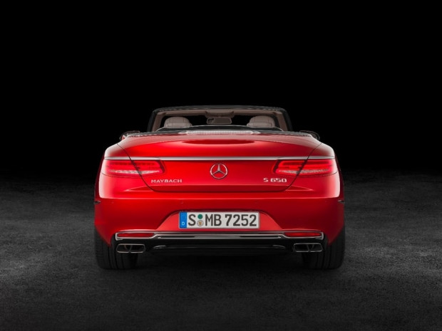 Mercedes-Maybach S650 Cabriolet - Page 2