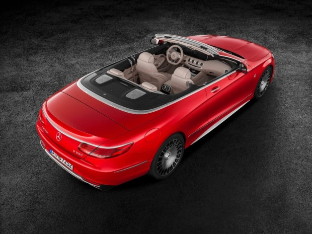 Mercedes-Maybach S650 Cabriolet - Page 3