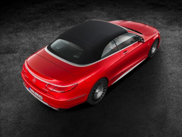 Mercedes-Maybach S650 Cabriolet - Page 4