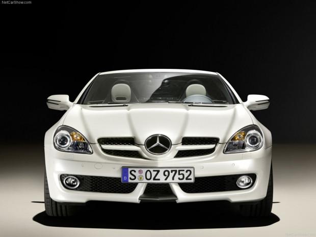 Mercedes SLK, bu yıl 20'nci yaşını kutluyor - Page 3