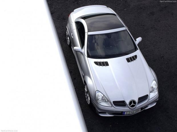 Mercedes SLK, bu yıl 20'nci yaşını kutluyor - Page 4