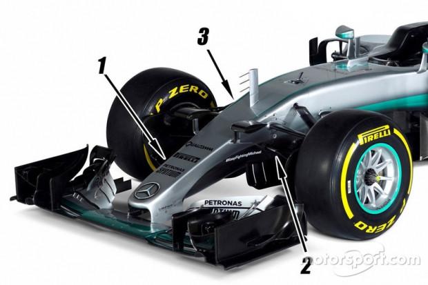 Mercedes 'V6 hibrit F1 aracı V10 rekorları alt üst etti! - Page 2