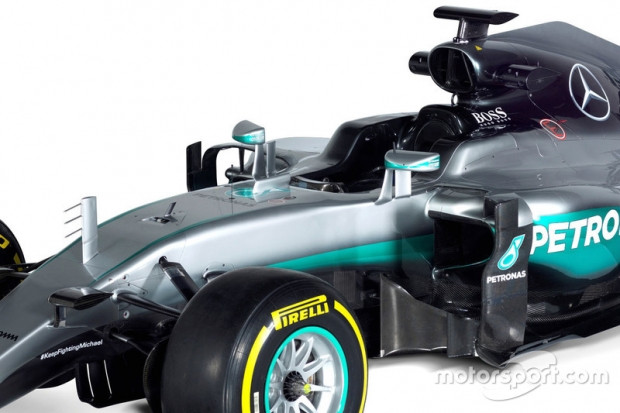 Mercedes 'V6 hibrit F1 aracı V10 rekorları alt üst etti! - Page 4