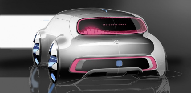Mercedes Vision Tokyo konsepti! - Page 1
