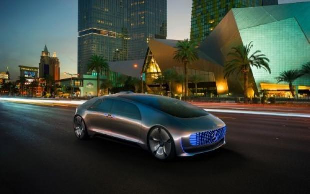 Mercedes'in çılgın tasarımı! Direksiyona dikkat - Page 1