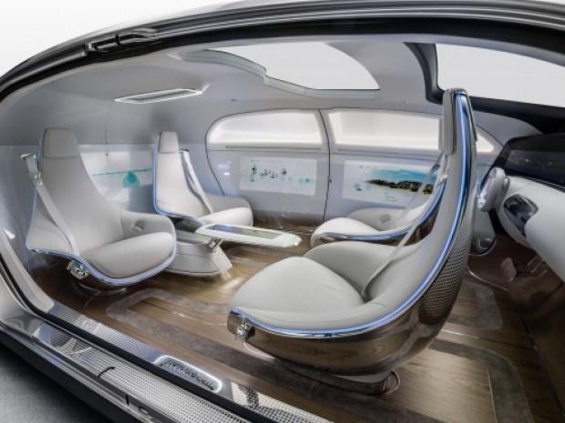 Mercedes'in çılgın tasarımı! Direksiyona dikkat - Page 2
