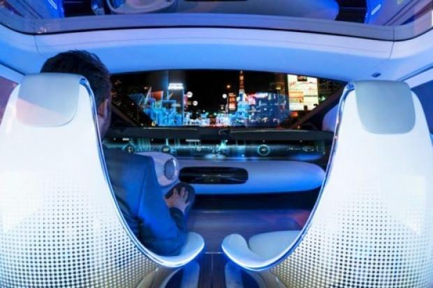 Mercedes'in çılgın tasarımı! Direksiyona dikkat - Page 3