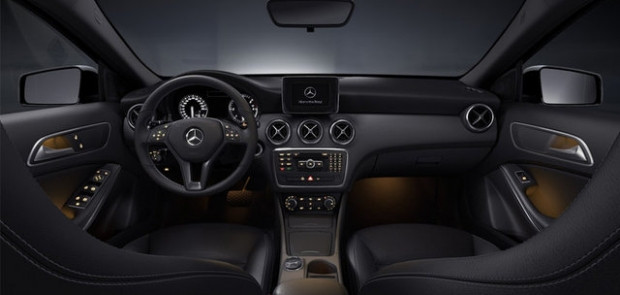 Mercedes'in dizel compact hatchback modeli A 180 CDI 7G-DCT - Page 1
