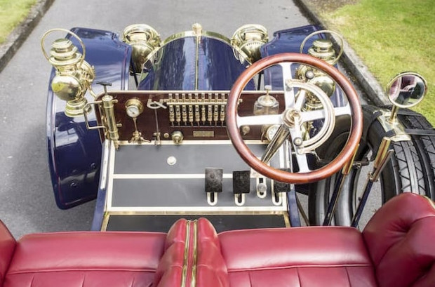 Mercedes'in ilk aracını gördünüz mü? - Page 3
