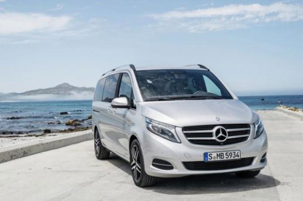 Mercedes'in ilk minibüsü Viano'nun yeni hali! - Page 1