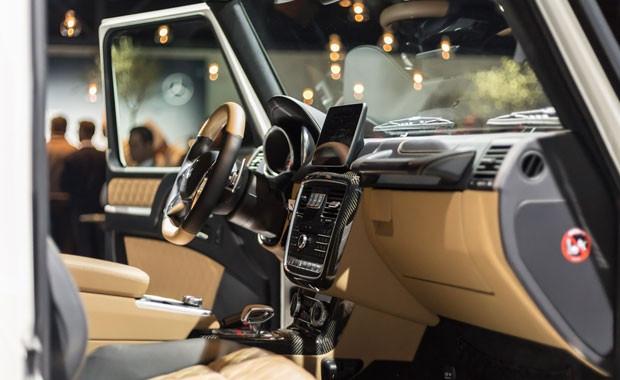 Mercedes'in yeni aracı Maybach'le ortak yapımı - Page 3