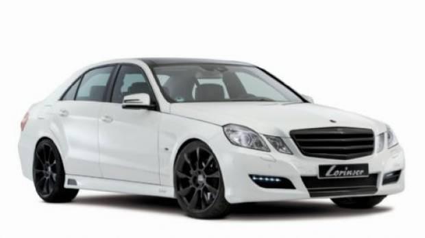 Mercedes'in Yeni Efsanesi Lorinser ! - Page 4