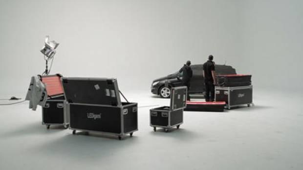 Mercedes'in yeni GÖRÜNMEZ arabası! -GALERİ - Page 2