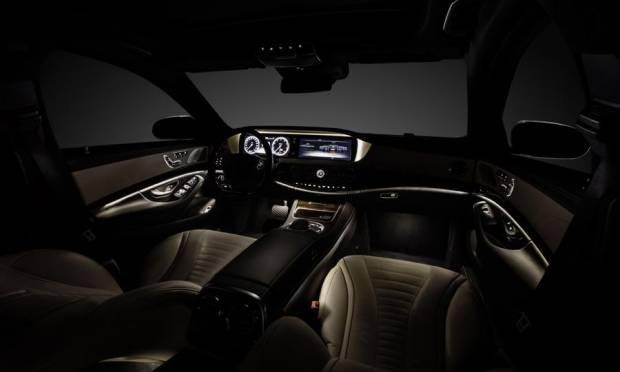 Mercedes'in yeni nesil araç içi teknolojisi - Page 1