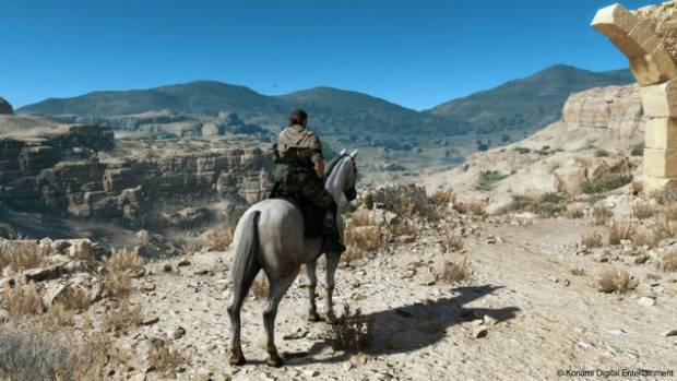Metal Gear Solid 5: The Phantom Pain ekran görüntüleri - Page 4