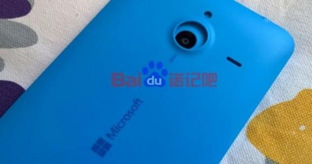 Microsoft Lumia 1330 Phablet 'in görüntüleri sızdırıldı! - Page 1