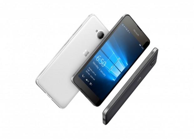 Microsoft Lumia 650: Tüm resmi görüntüler ve özellikler - Page 2